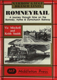 Image for NARROW GAUGE BRANCH LINES - ROMNEYRAIL