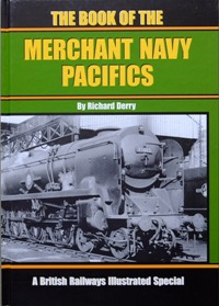 Image for THE BOOK OF THE MERCHANT NAVY PACIFICS
