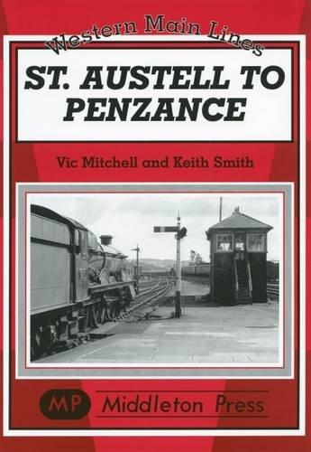 Image for WESTERN MAIN LINES - ST.AUSTELL TO PENZANCE