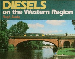 Image for DIESELS ON THE WESTERN REGION