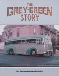 Image for THE GREY-GREEN STORY