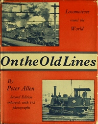 Image for ON THE OLD LINES