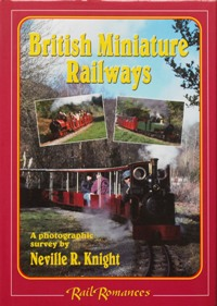 Image for BRITISH MINIATURE RAILWAYS