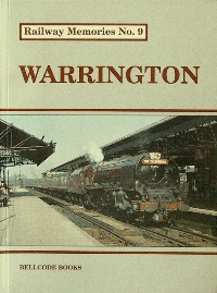 Image for RAILWAY MEMORIES No.9 - WARRINGTON