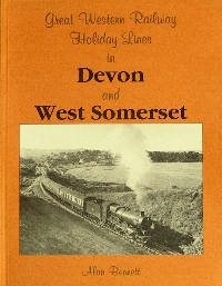 Image for GREAT WESTERN HOLIDAY LINES IN DEVON AND WEST SOMERSET