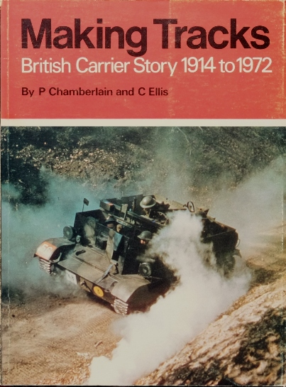Image for MAKING TRACKS : BRITISH CARRIER STORY 1914 TO 1972