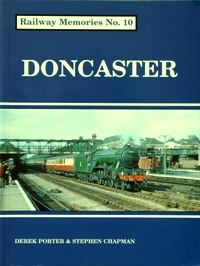 Image for RAILWAY MEMORIES No.10 - DONCASTER