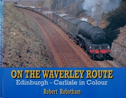 Image for ON THE WAVERLEY ROUTE