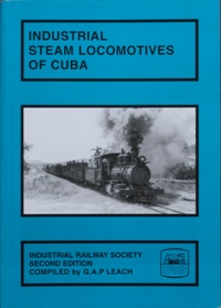 Image for INDUSTRIAL STEAM LOCOMOTIVES OF CUBA