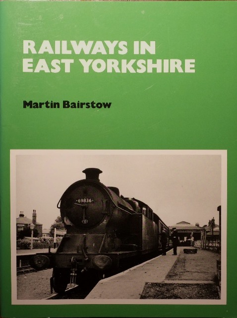 Image for RAILWAYS IN EAST YORKSHIRE