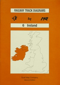 Image for RAILWAY TRACK DIAGRAMS - IRELAND