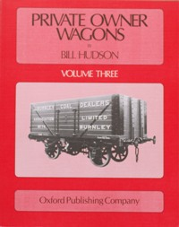 Image for PRIVATE OWNER WAGONS Volume Three