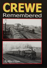 Image for CREWE REMEMBERED