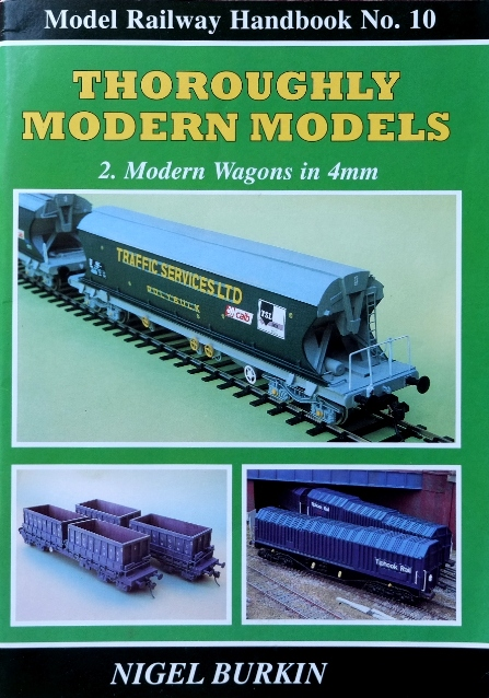 Image for THOROUGHLY MODERN MODELS - 2  Modern Wagons in 4mm