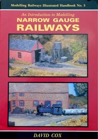 Image for AN INTRODUCTION TO MODELLING NARROW GAUGE RAILWAYS