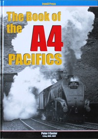 Image for THE BOOK OF THE A4 PACIFICS