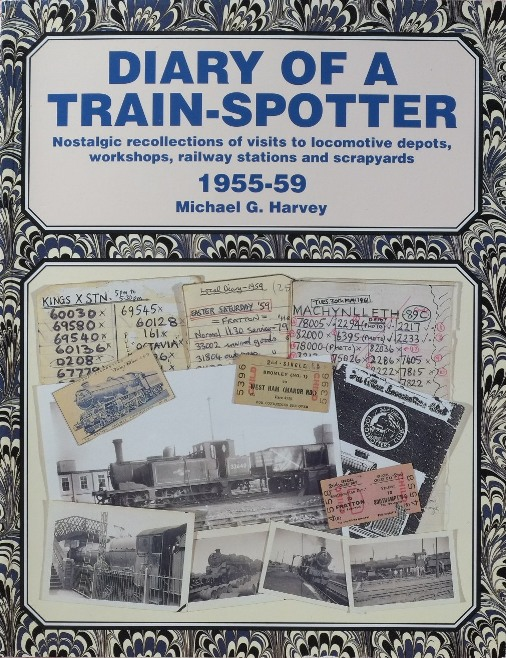 Image for DIARY OF A TRAIN-SPOTTER 1955-59