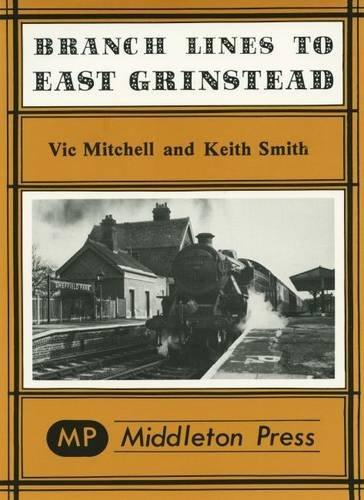 Image for BRANCH LINES TO EAST GRINSTEAD