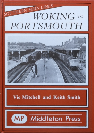Image for SOUTHERN MAIN LINES - WOKING TO PORTSMOUTH