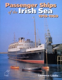 Image for PASSENGER SHIPS OF THE IRISH SEA 1919-1969