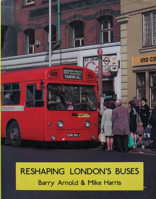 Image for RESHAPING LONDON'S BUSES