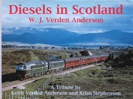 Image for Diesels in Scotland