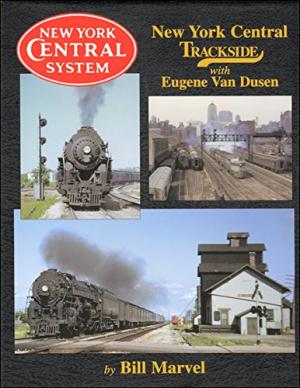 Image for NEW YORK CENTRAL TRACKSIDE with EUGENE VAN DUSEN
