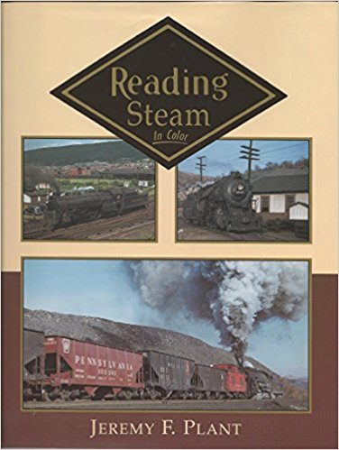 Image for READING STEAM IN COLOR