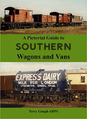 Image for A PICTORIAL GUIDE TO SOUTHERN WAGONS AND VANS
