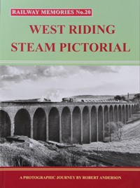 Image for RAILWAY MEMORIES No.20 - WEST RIDING STEAM PICTORIAL