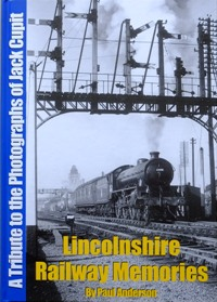 Image for LINCOLNSHIRE RAILWAY MEMORIES