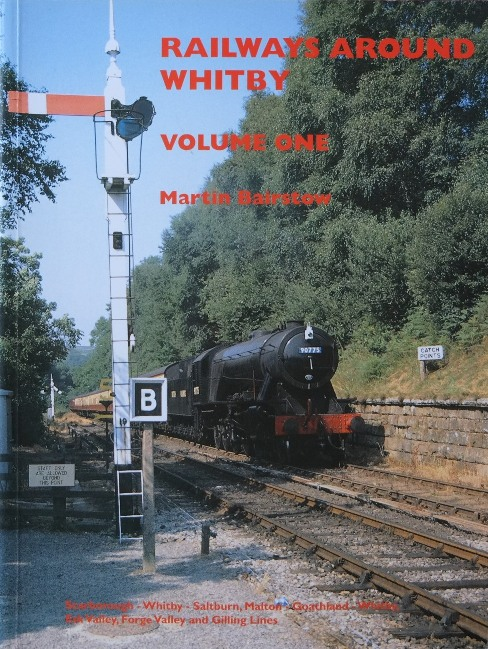 Image for RAILWAYS AROUND WHITBY  Volume One