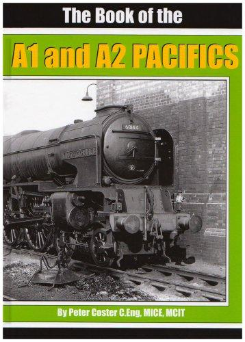 Image for THE BOOK OF THE A1 and A2 PACIFICS