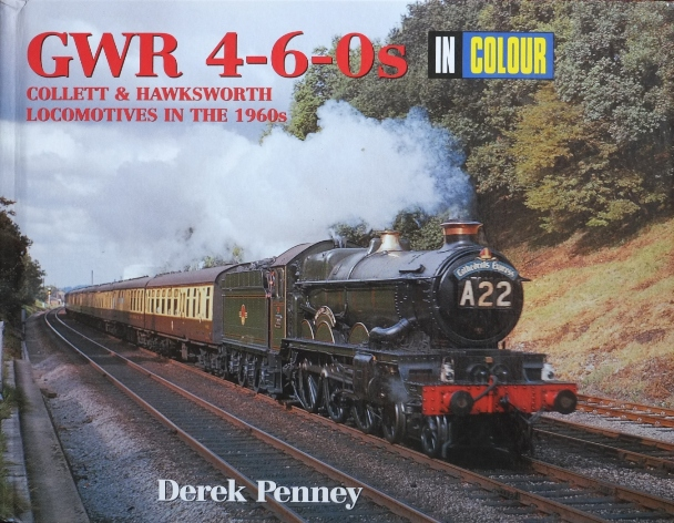 Image for GWR 4-6-0s in Colour