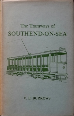 Image for THE TRAMWAYS OF SOUTHEND-ON-SEA