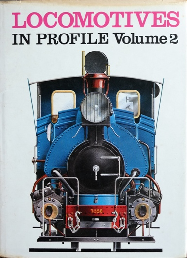 Image for LOCOMOTIVES IN PROFILE Volume 2