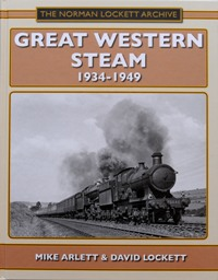 Image for GREAT WESTERN STEAM 1934-1949