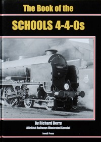 Image for THE BOOK OF THE SCHOOLS 4-4-0s