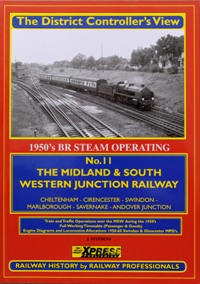 Image for THE DISTRICT CONTROLLER'S VIEW - No.11  The Midland & South Western Junction Railway