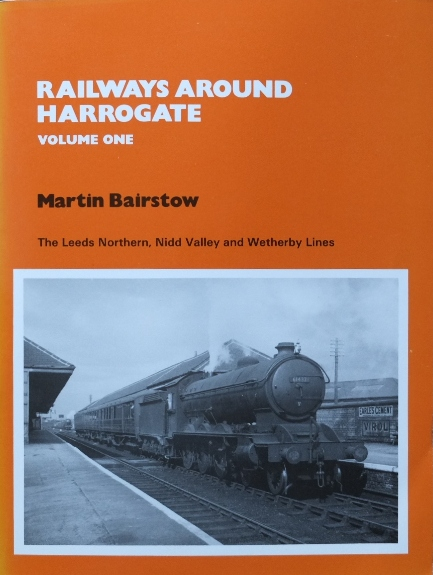 Image for RAILWAYS AROUND HARROGATE Volume One