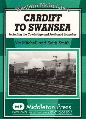 Image for WESTERN MAIN LINES - CARDIFF TO SWANSEA