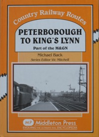 Image for COUNTRY RAILWAY ROUTES - PETERBOROUGH TO KING'S LYNN
