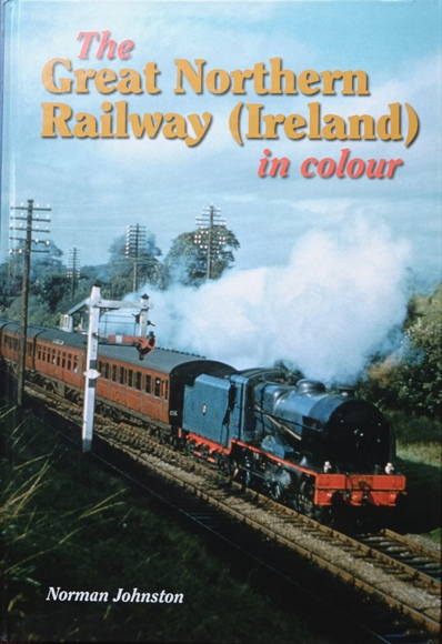 Image for THE GREAT NORTHERN RAILWAY (IRELAND) IN COLOUR