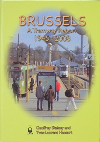 Image for BRUSSELS : A TRAMWAY REBORN 1945-2008