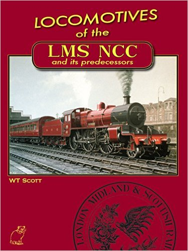 Image for LOCOMOTIVES OF THE LMS / NCC
