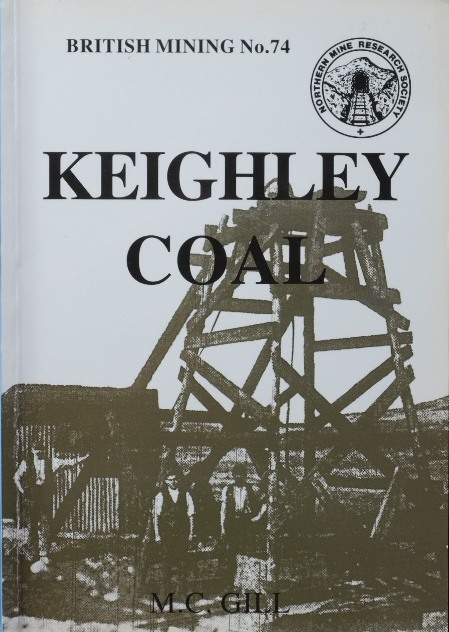 Image for KEIGHLEY COAL (British Mining No.74)