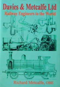 Image for DAVIES & METCALFE LTD - Railway Engineers to the World