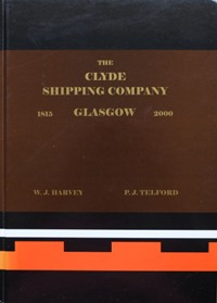 Image for THE CLYDE SHIPPING COMPANY GLASGOW 1815-2000