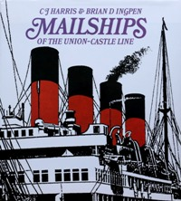 Image for MAILSHIPS OF THE UNION-CASTLE LINE