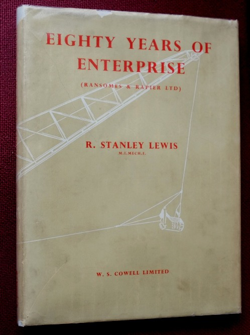 Image for Eighty years of enterprise 1869-1949
